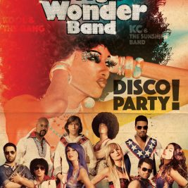 Boogie Wonder Band<br>25 novembre 2017